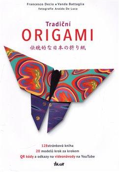 Obálka titulu Tradiční origami