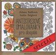 Obálka knihy Antistresové omalovánky pro dospělé - speciál