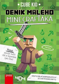 Obálka titulu Deník malého Minecrafťáka