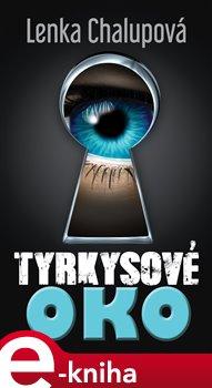 Obálka titulu Tyrkysové oko