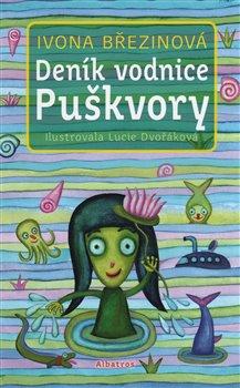 Obálka titulu Deník vodnice Puškvory