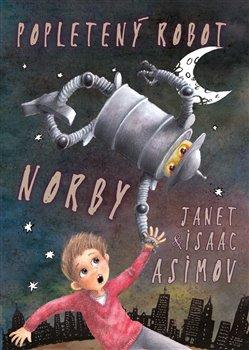 Obálka titulu Popletený robot Norby