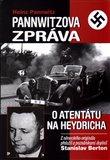 Pannwitzova zpráva o atentátu na Heydricha - obálka