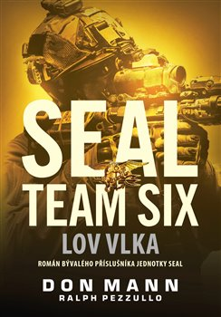 Obálka titulu Seal Team Six: Lov vlka