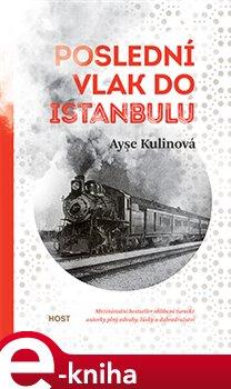 Obálka titulu Poslední vlak do Istanbulu