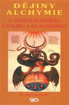 Obálka titulu Dějiny alchymie