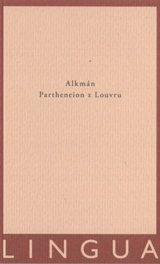 Partheneion z Louvru - Alkmán Alkmán | Booksquad.ink