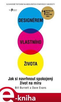 Obálka titulu Designérem vlastního života