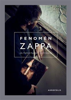 Obálka titulu Fenomén Zappa