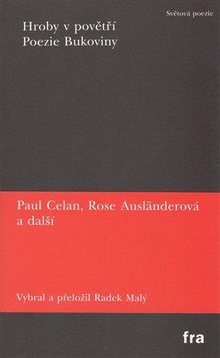 Hroby v povětří / Poezie Bukoviny - - | Booksquad.ink
