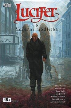 Obálka titulu Lucifer 11: Večerní modlitba