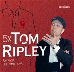 Obálka titulu 5x Tom Ripley
