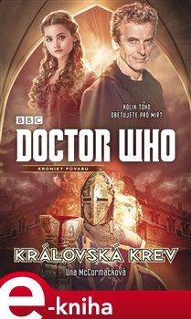 Obálka titulu Doctor Who: Královská krev
