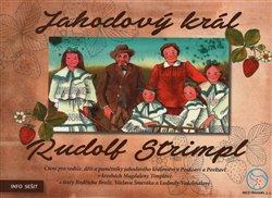 Obálka titulu Jahodový král – Rudolf Strimpl