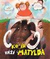Obálka knihy Kolik váží Matylda
