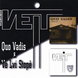 Obálka titulu Quo Vadis & Ve Lví Stopě
