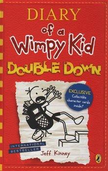 Obálka titulu Diary of a Wimpy Kid 11