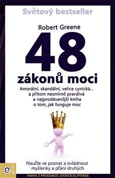 Obálka titulu 48 zákonů moci