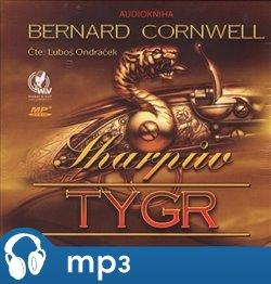Sharpův tygr, mp3 - Bernard Cornwell