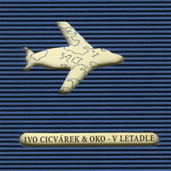 Obálka titulu V letadle