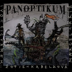Obálka titulu Panoptikum