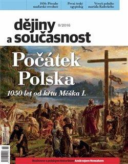 Obálka titulu Dějiny a současnost 9/2016