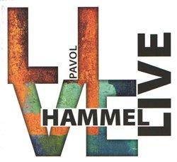 Obálka titulu Live Pavol Hammel (2CD)