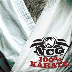 Obálka titulu 100% Karate