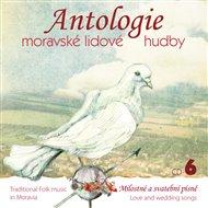 Antologie moravské lidové hudby 6
