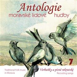 Obálka titulu Antologie moravské lidové hudby 7