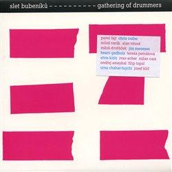 Obálka titulu Slet bubeníků/Gathering of Drummers