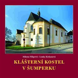 Obálka titulu Klášterní kostel v Šumperku