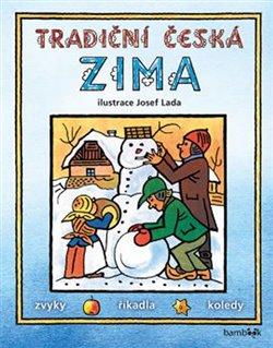Obálka titulu Tradiční česká zima - Josef Lada