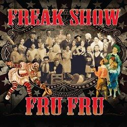 Obálka titulu Freak Show