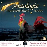 Antologie moravské lidové hudby 5