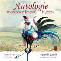 Obálka titulu Antologie moravské lidové hudby 4