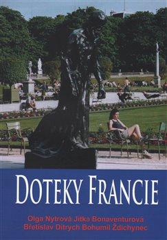 Obálka titulu Doteky Francie