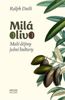 Obálka titulu Milá Olivo