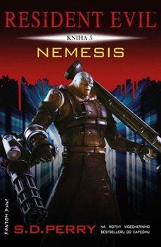 Obálka titulu Resident Evil - Nemesis