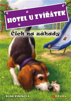 Obálka titulu Hotel U Zvířátek - Čich na záhady
