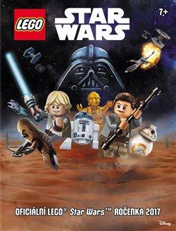 Obálka titulu Lego Star Wars: Oficiální ročenka 2017
