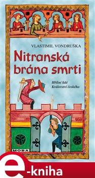 Obálka titulu Nitranská brána smrti