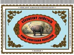 Obálka titulu Všeobecný zvířetník pana profesora Revilloda
