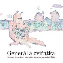 Obálka titulu Generál a zvířátka