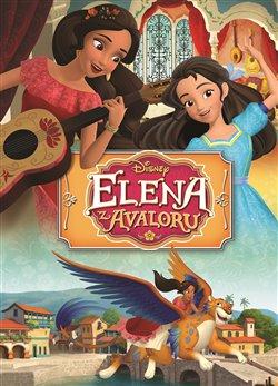 Obálka titulu Elena z Avaloru
