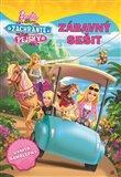 Obálka knihy Barbie a sestřičky Zachraňte pejsky