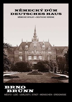 Obálka titulu Německý dům / Deutsche haus