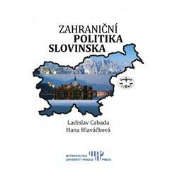 Obálka titulu Zahraniční politika Slovinska