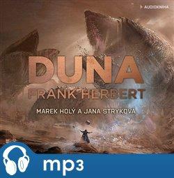 Obálka titulu Duna