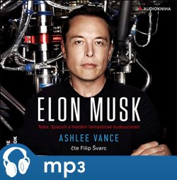 Obálka titulu Elon Musk